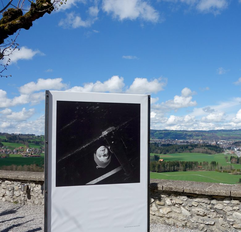 Château de Gruyères, exposition Romano Riedo
